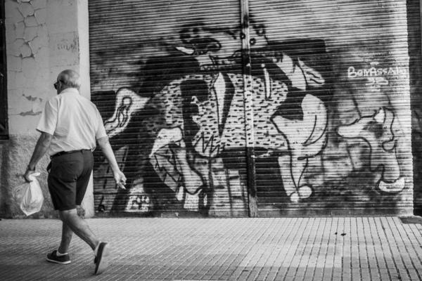 Guernica graffiti
