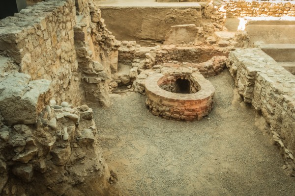 Roman archaelogical remains