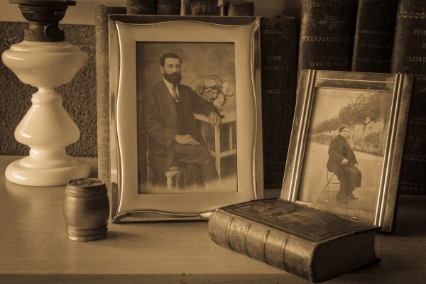Vintage portraits